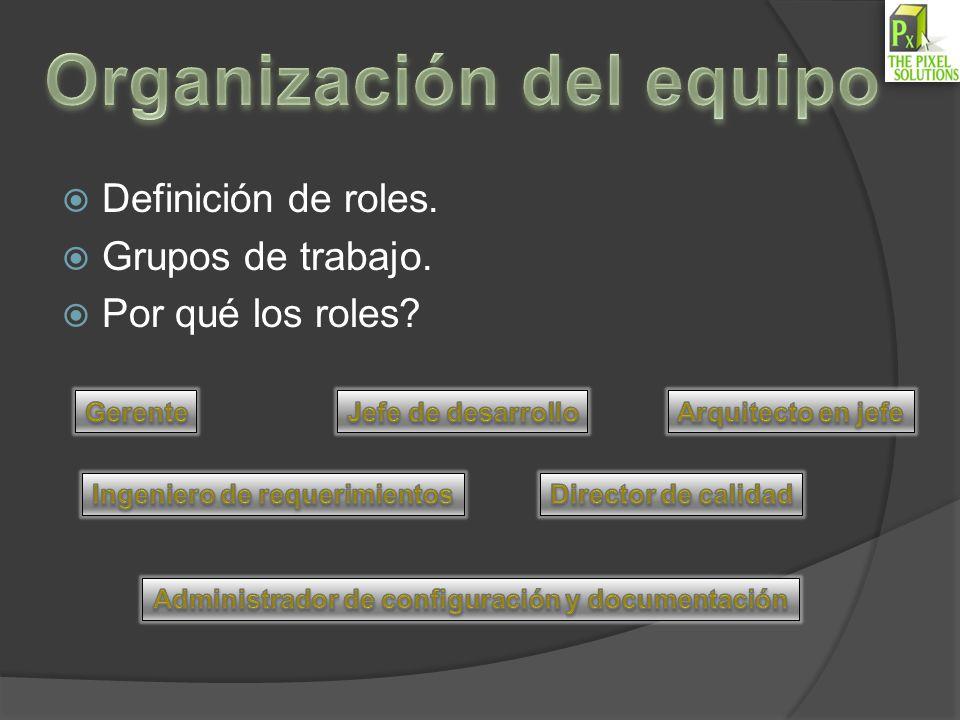 Modelos de trabajo en grupos pequeños o de forma individual, pero de forma cooperativa.