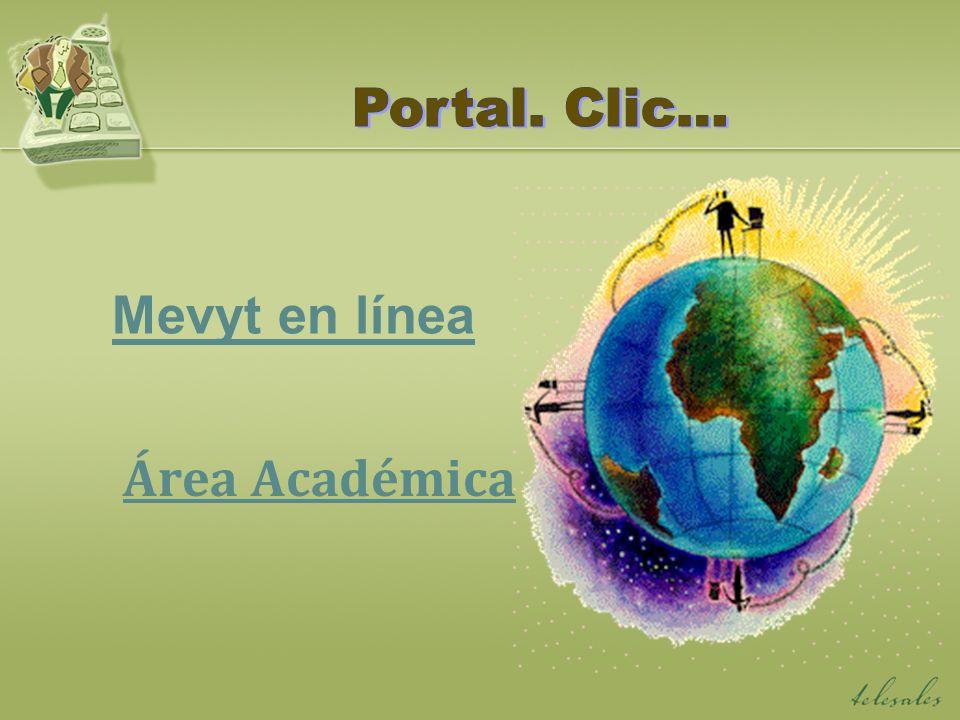 Área Académica Mevyt en línea