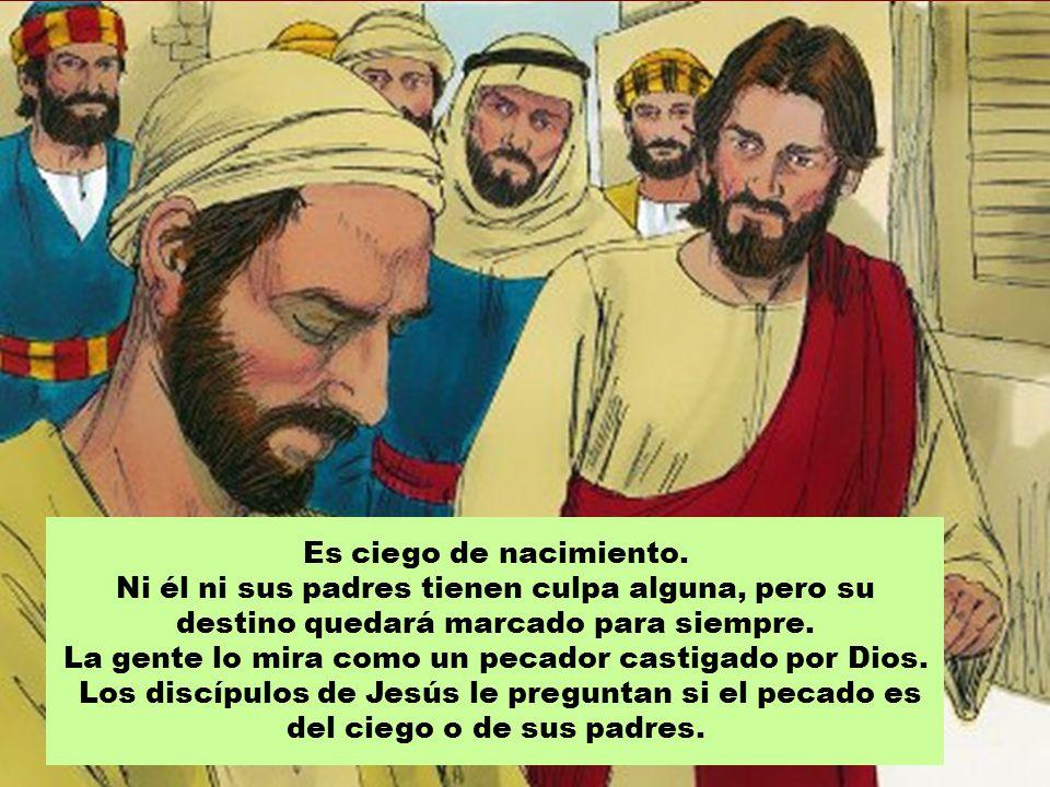30 de marzo de 2014 4 Cuaresma (A) Juan 9,1- 41 Red evangelizadora BUENAS NOTICIAS Jesús es también para los excluidos.