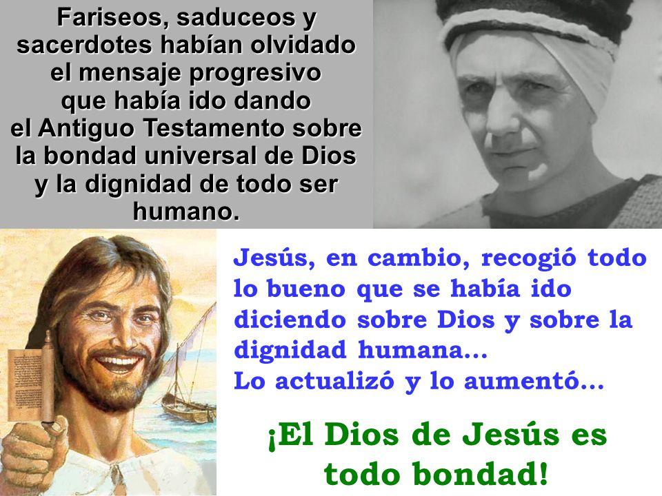 Jesús se identifica con los presos, los hambrientos, los enfermos, los sin techo… Esto no agrada a los poderosos…