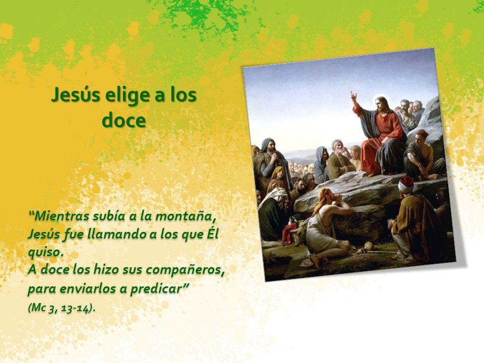 Jesús se marchó a proclamar el Evangelio de Dios. Decía: Está cerca el Reino de Dios; convertíos y creed en el Evangelio (Mc 1, 14.15). Jesús se march