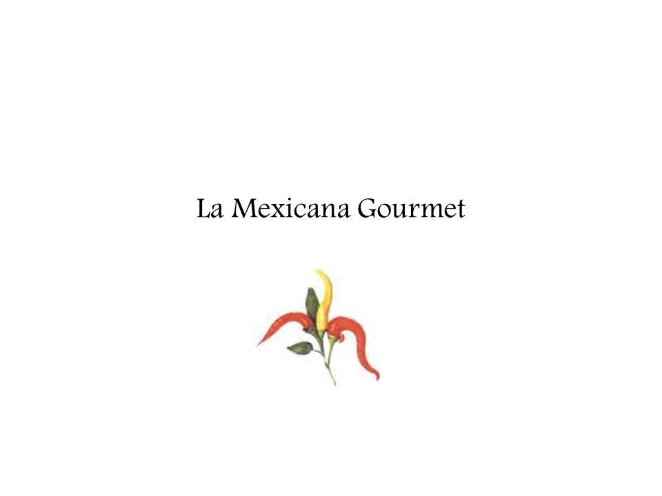 La Mexicana Gourmet