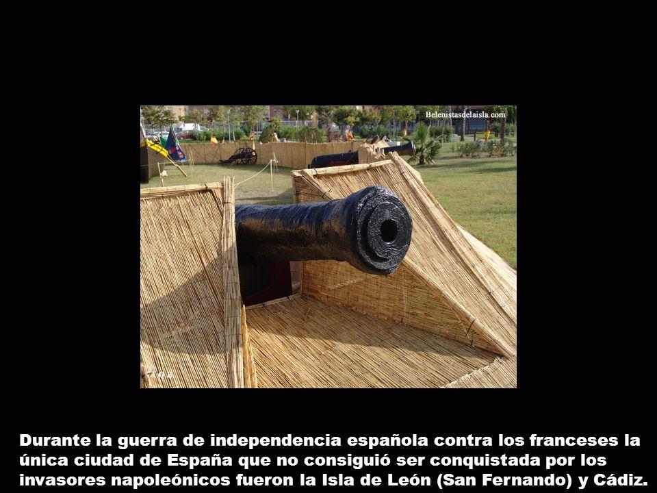 RECREACIÓN DE LA BATALLA DEL PORTAZGO SAN FERNANDO SEPTIEMBRE 2008