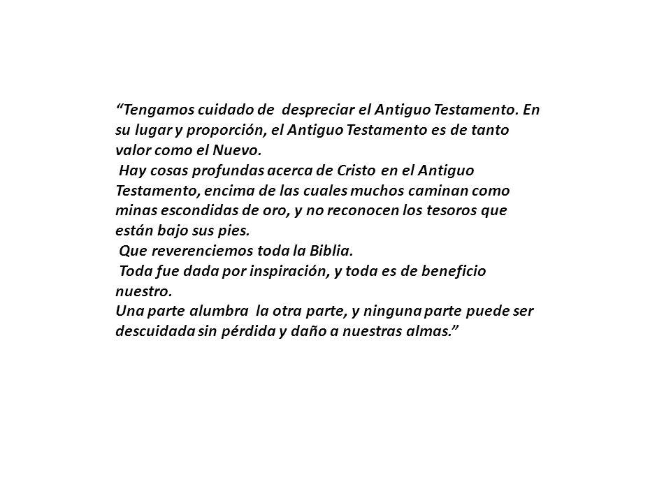 ¿Qué es.Es PALABRA DE DIOS Es la primera parte de la Biblia compuesta de 39 libros.