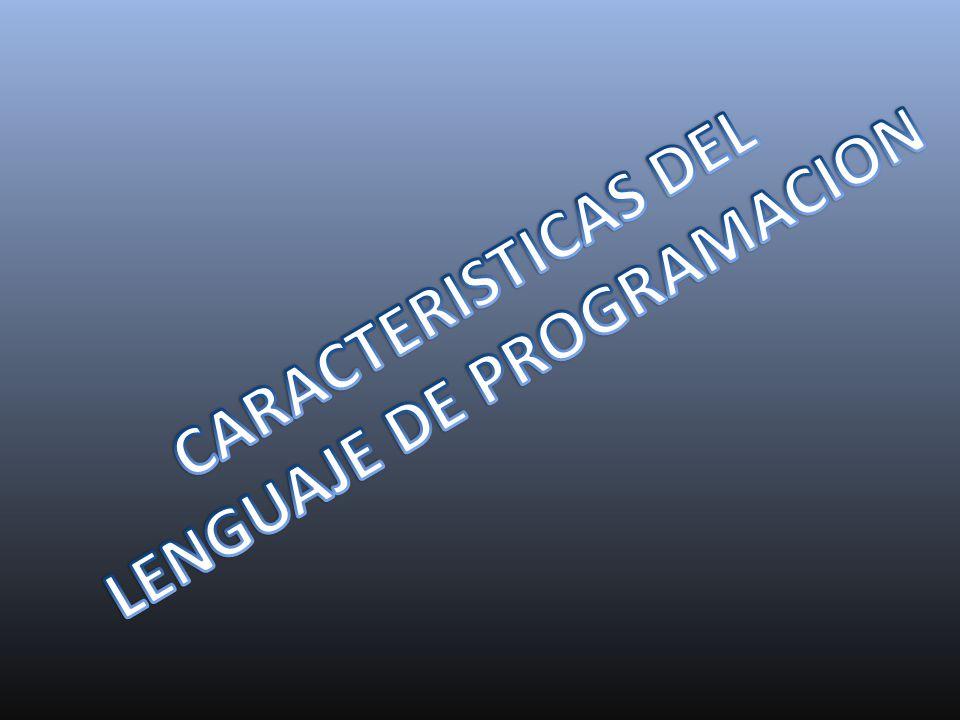 Un lenguaje de programación es un idioma artificial diseñado para expresar computaciones que pueden ser llevadas a cabo por máquinas como las computadoras.