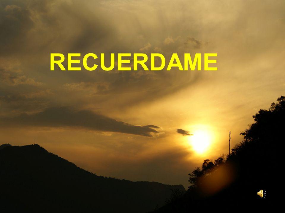 RECUERDAME