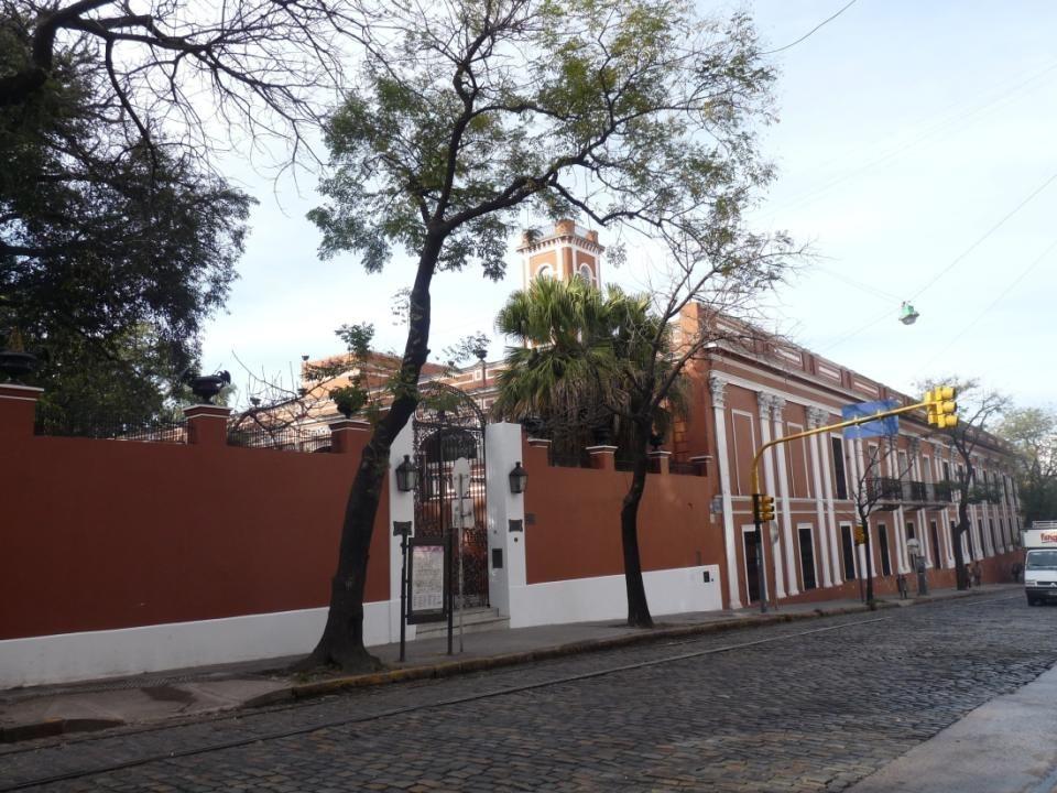 En Defensa al 1600… el antiguo palacio de la familia Lezama hoy…