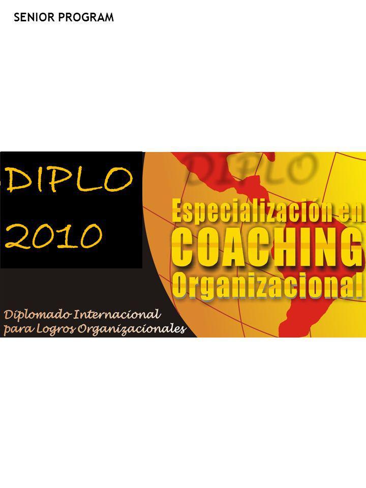 SENIOR PROGRAM DIPLO 2010