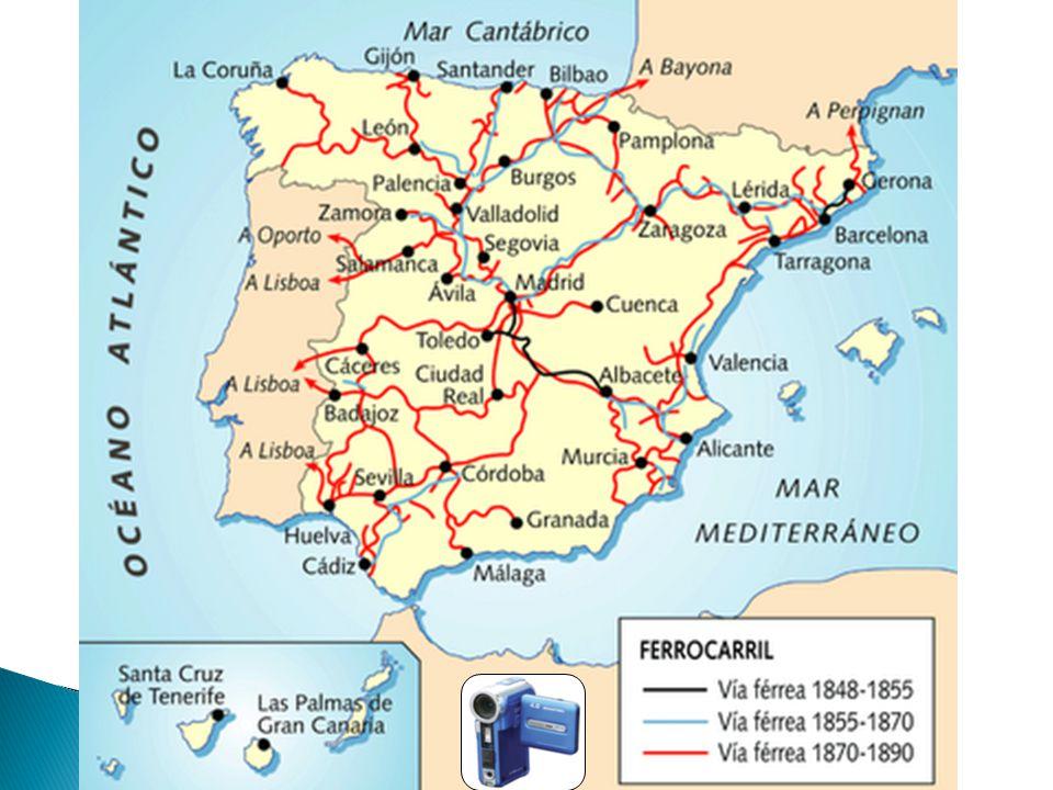 5.LA INDUSTRIA ESPAÑOLA DESDE FINALES DEL S.XIX Nuevas energías: electricidad (1880-1914 y 1914-1930), petróleo como combustible.