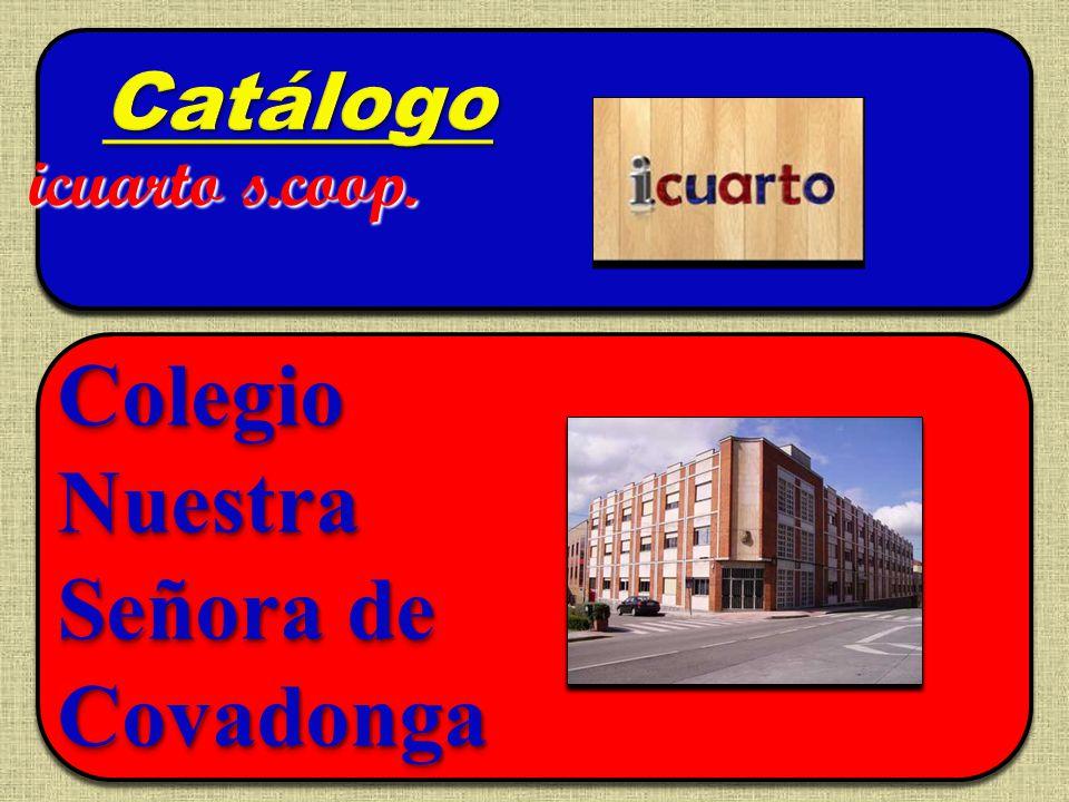 icuarto s.coop. Colegio Nuestra Señora de Covadonga