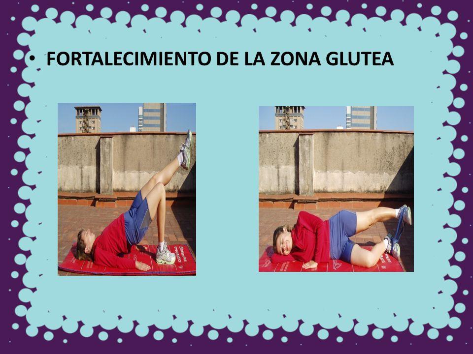 FORTALECIMIENTO DE LA ZONA GLUTEA