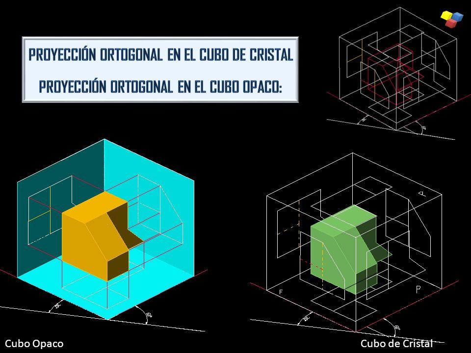 Cubo OpacoCubo de Cristal
