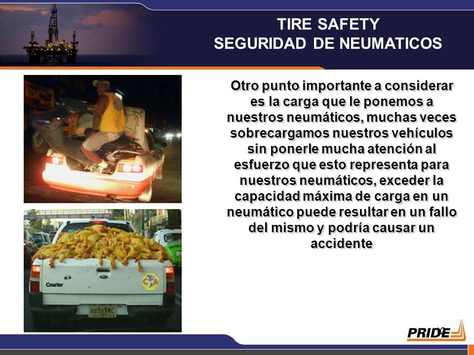11 A menor presión se incrementa la temperatura del neumático, fotografías infrarrojas de neumáticos probados a alta velocidad, el calor que produce d