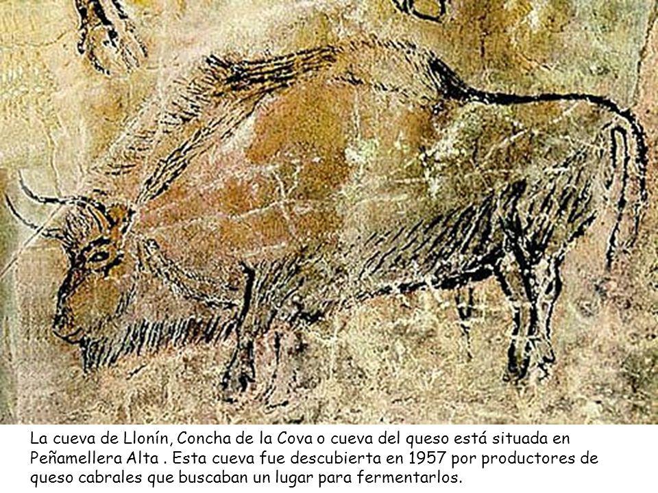 Las réplicas de las pinturas rupestres son a tamaño real y realizadas con los mismos materiales que los originales.
