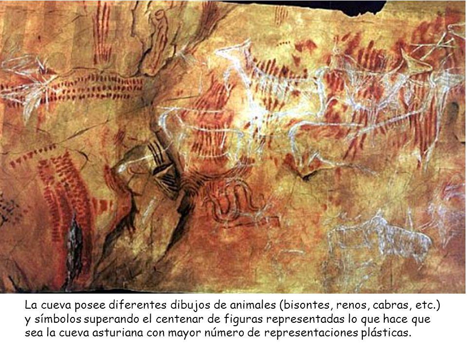 La cueva de Llonín, Concha de la Cova o cueva del queso está situada en Peñamellera Alta. Esta cueva fue descubierta en 1957 por productores de queso