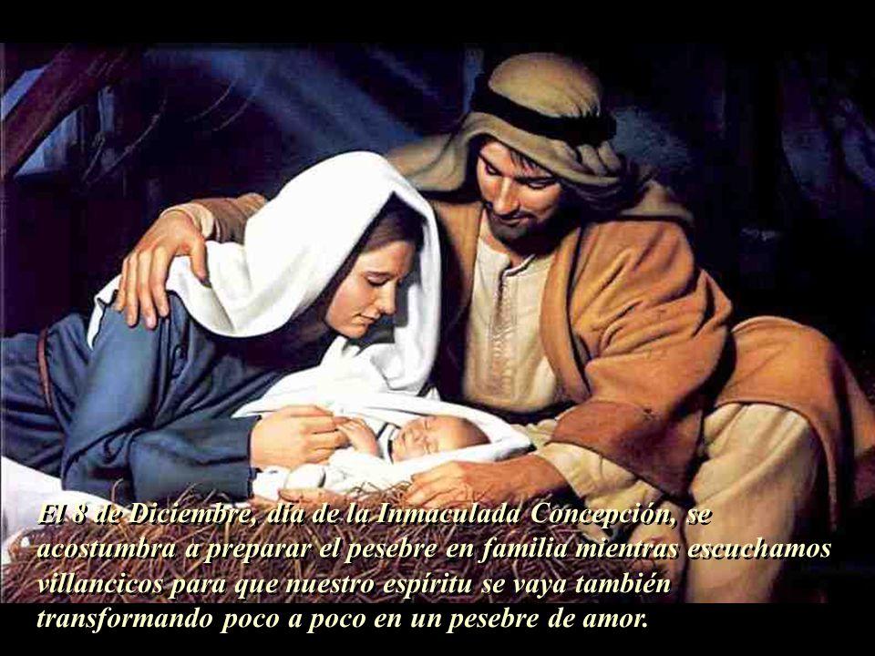 La idea de reproducir el nacimiento se popularizó rápidamente en todo el mundo cristiano. De los seres vivos se pasó a la utilización de figuras de di