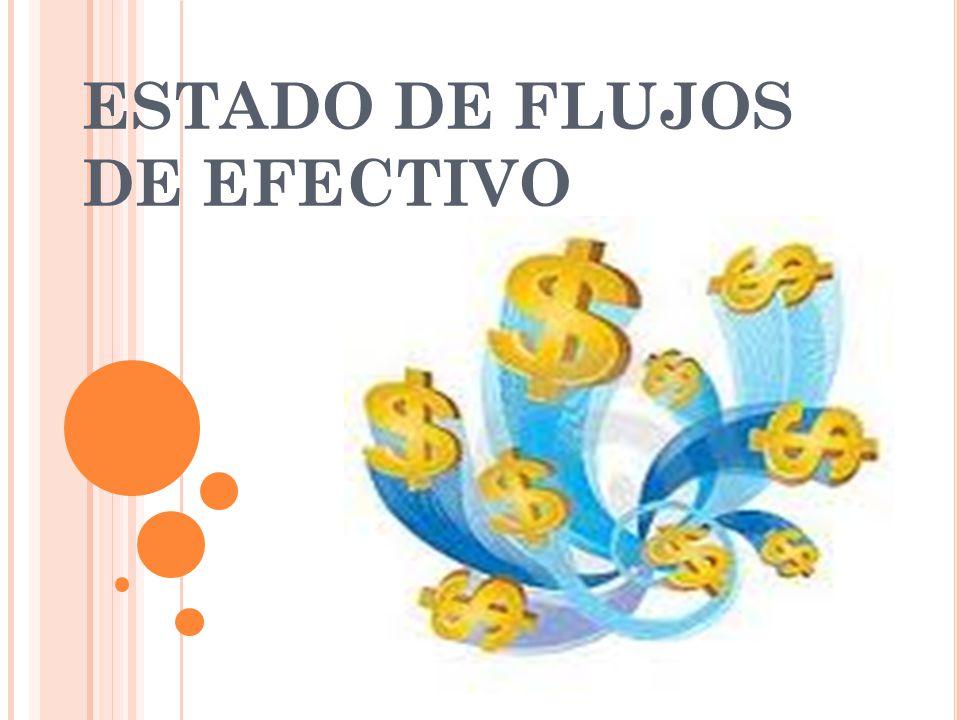 I MPORTANCIA DEL ESTADO DE FLUJOS DE EFECTIVO La información acerca de los flujos de efectivo es útil porque suministra a los usuarios de los estados financieros las bases para evaluar la capacidad que tiene la empresa para generar efectivo y equivalentes al efectivo, así como sus necesidades de liquidez.