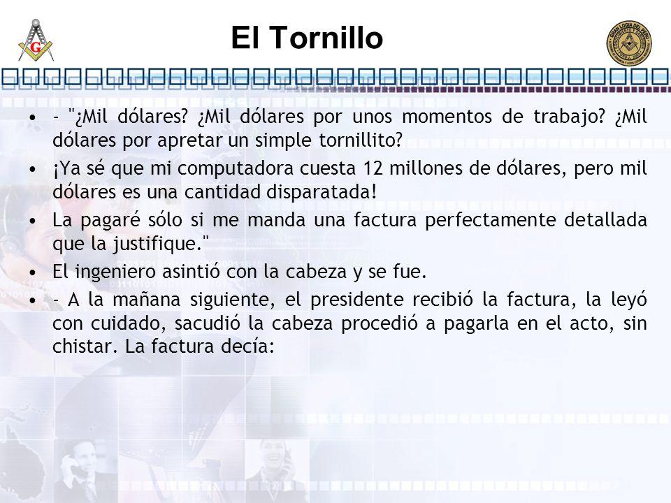 El Tornillo -