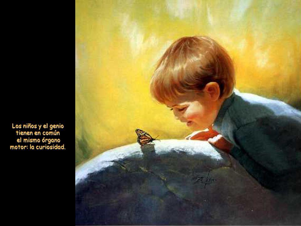 Da un poco de amor a un niño y ganarás un corazón.