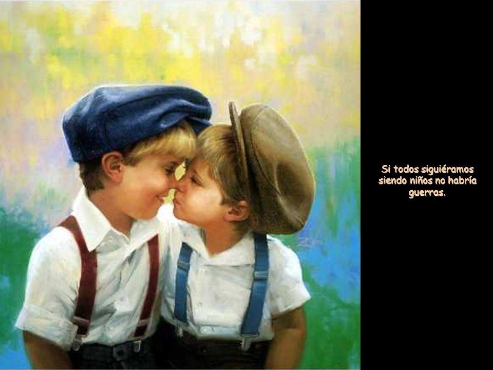 Mi alegría es la mirada limpia y llena de amor de un niño feliz.