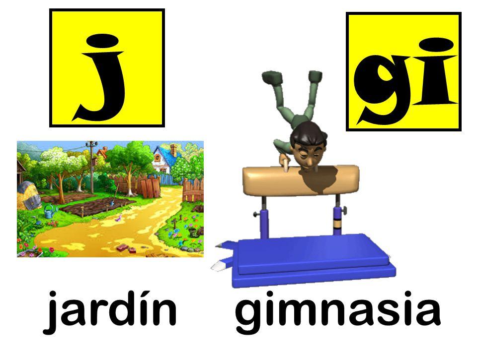 j jardín gi gimnasia