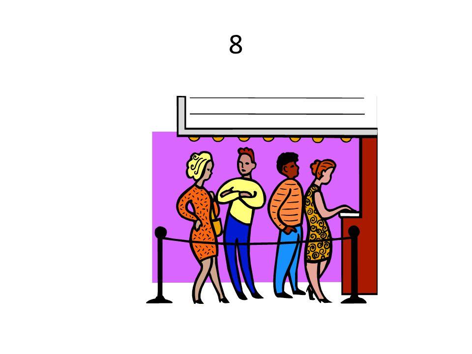 9. Yo voy al supermercado