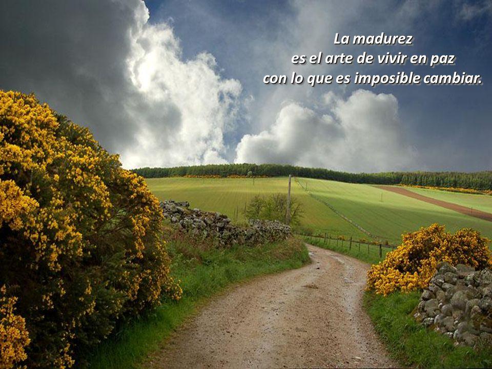 El arte de envejecer consiste en conservar alguna esperanza. André Maurois Novelista y ensayista francés. (1885-1967)