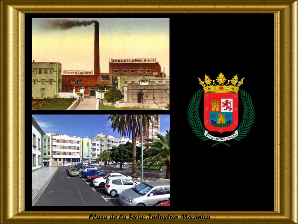 Plaza de la Feria: Fábrica de la Luz