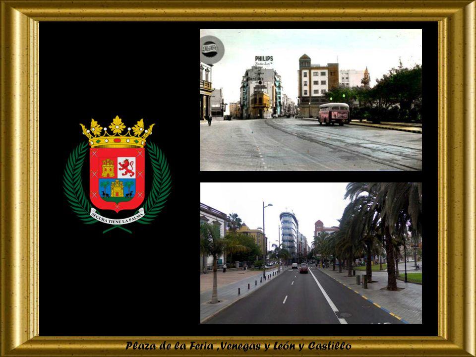 Plaza de la Feria y El Lugo