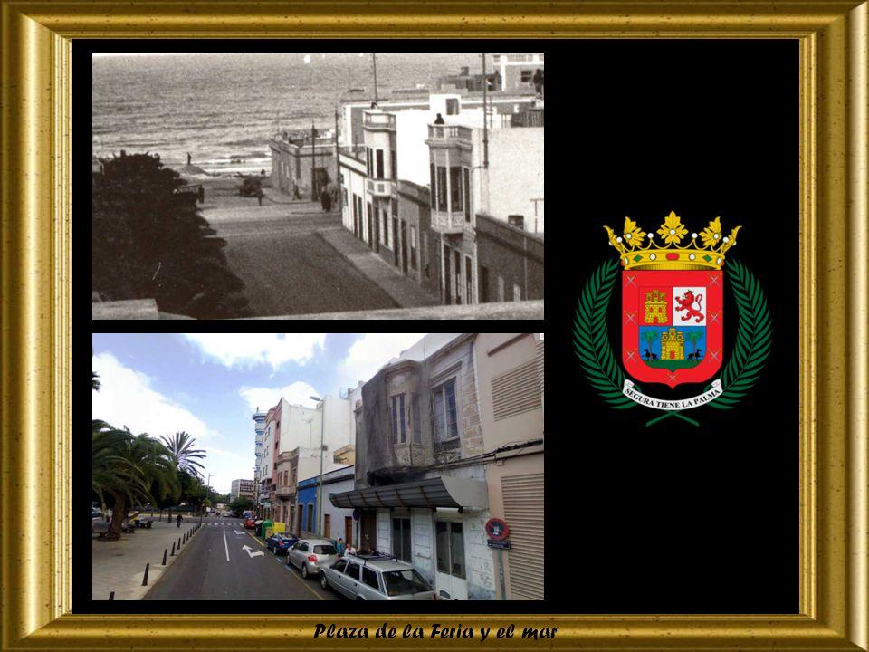 Plaza de la Feria: Comandancia de Marina de Canarias