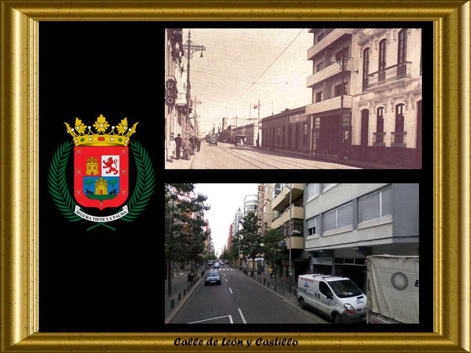 Calle de Canalejas: Cervecería La Salud y La Tropical