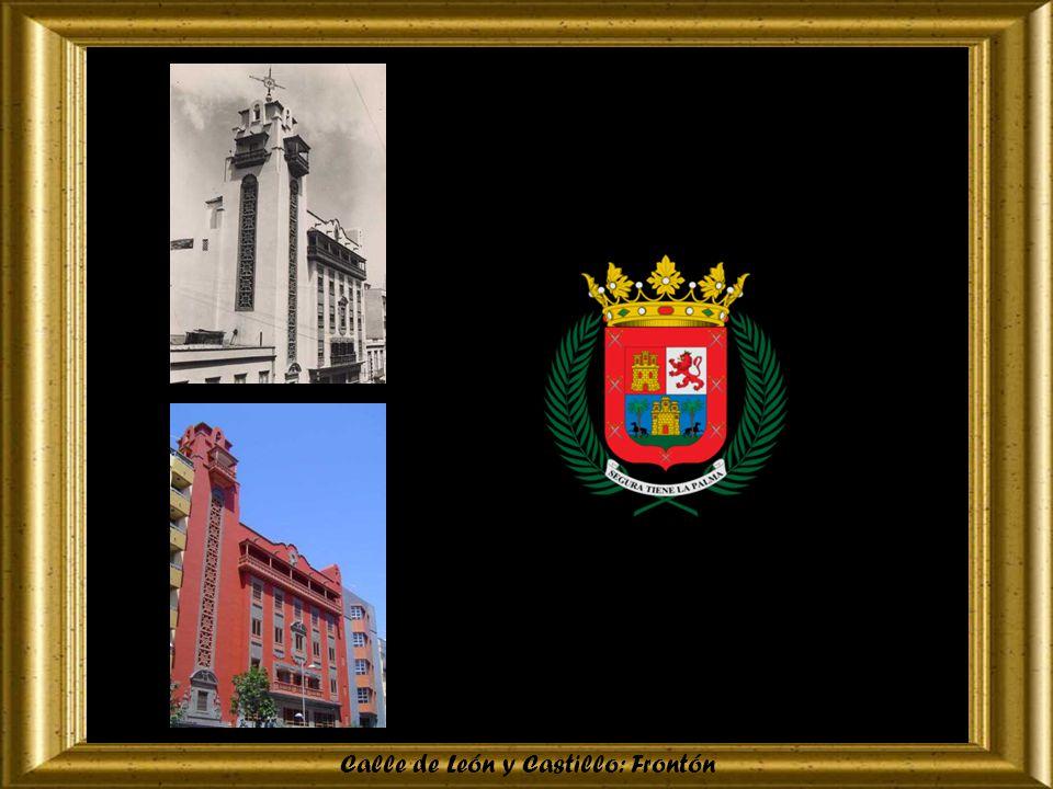 Calle de León y Castillo
