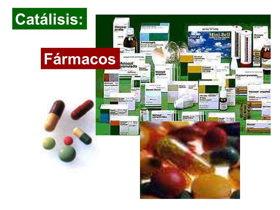 Fármacos Catálisis: