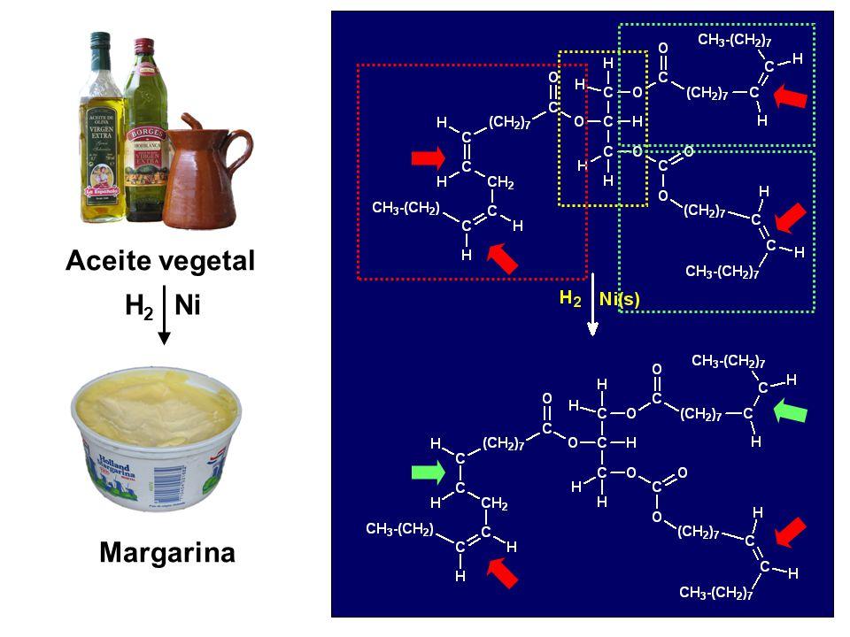 Aceite vegetal Margarina H2H2 Ni