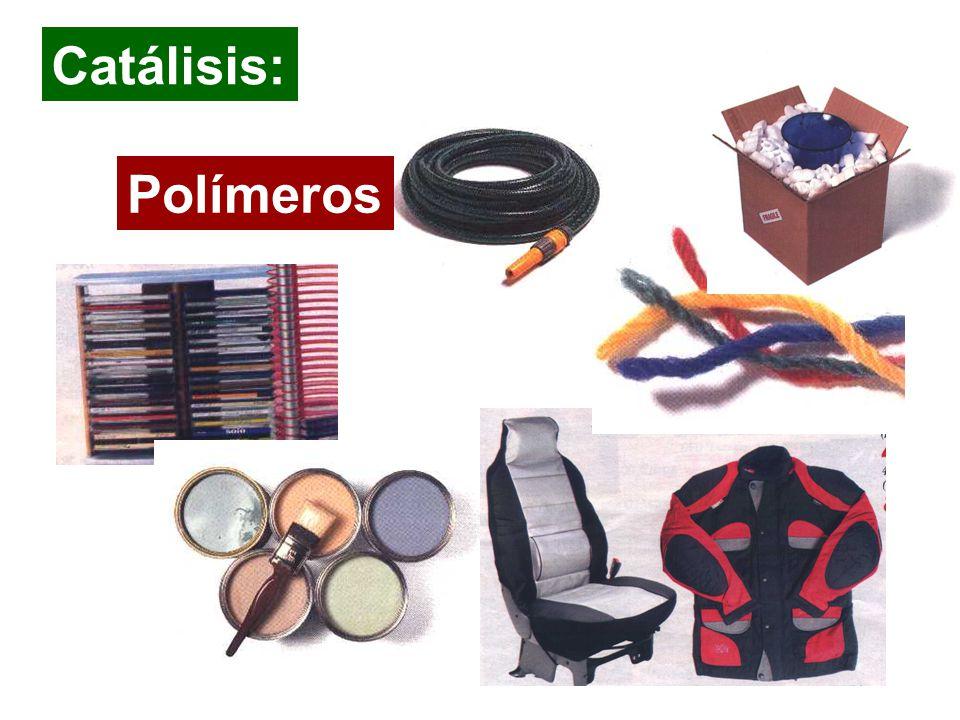 Polímeros Catálisis: