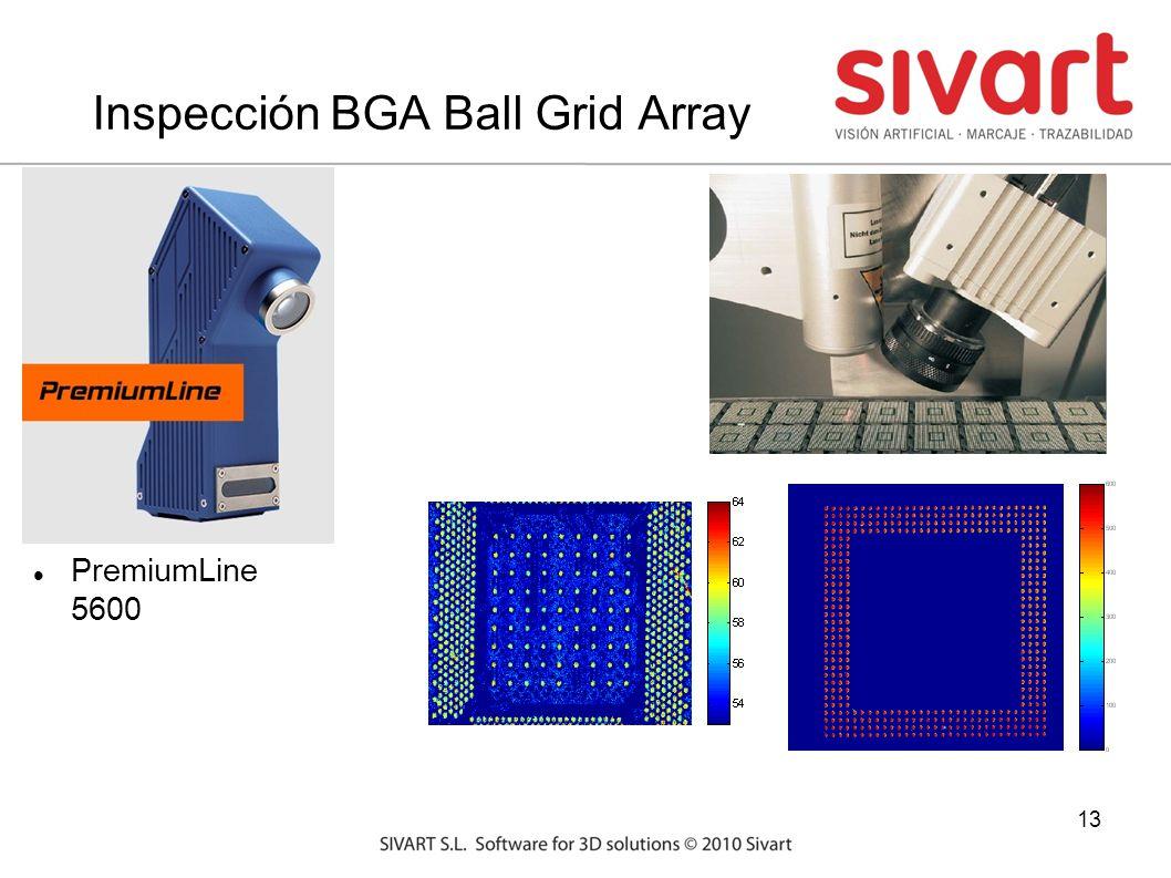 13 Inspección BGA Ball Grid Array PremiumLine 5600