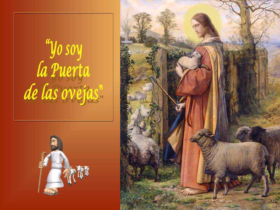 + Las ovejas deben escuchar la voz del Pastor y seguirlo… Eso significa adherirse a Jesús, recorrer el mismo camino que Él, en la entrega total a los designios de Dios y en la entrega total a los ---- ---hermanos.
