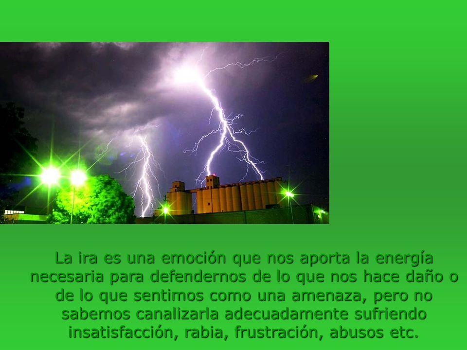 .... Transformar la ira ganando serenidad, usándola a nuestro favor.