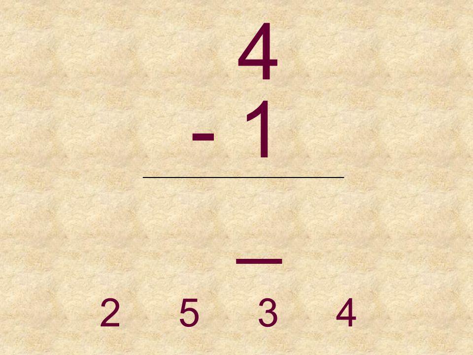 - 2 _______________________________ 3 5