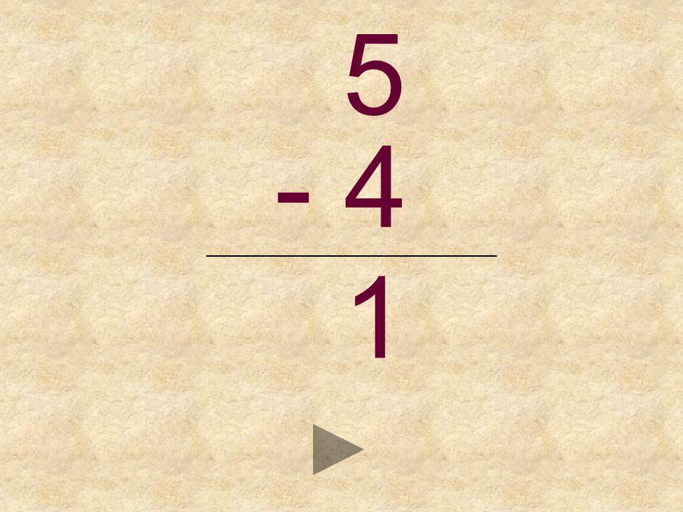 5 - 4 _______________________________ _ 2139