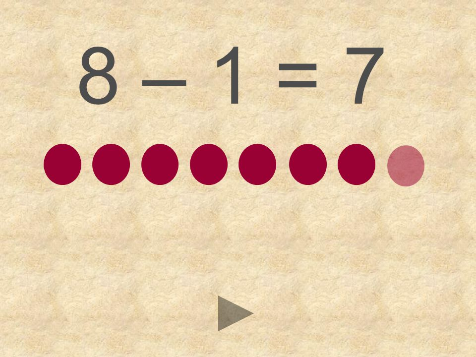 8 – 1 = 679