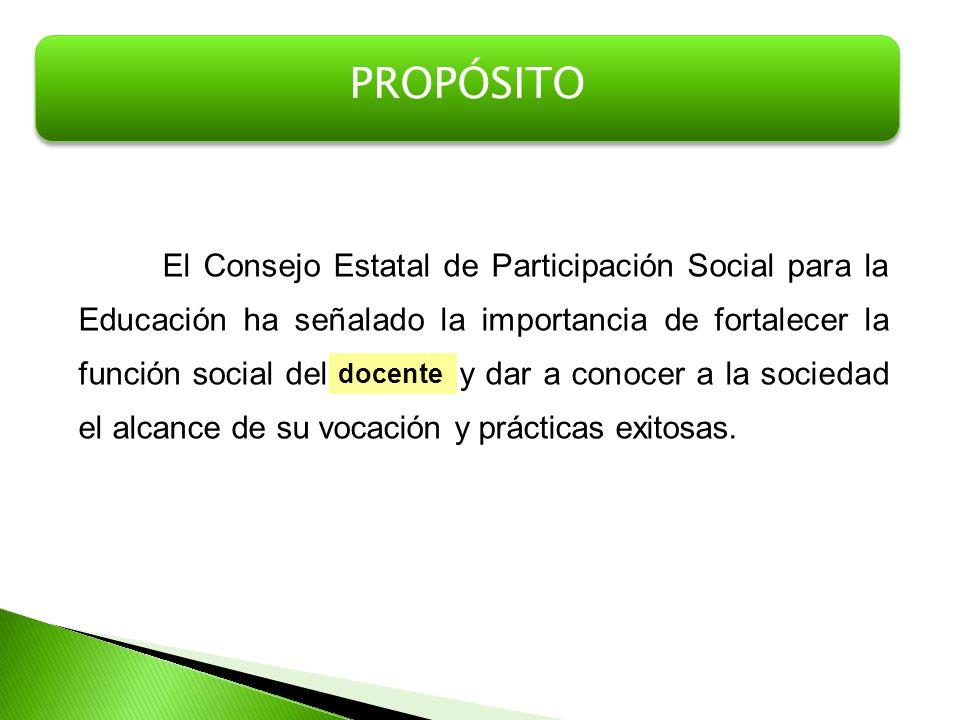 El Consejo Estatal de Participación Social para la Educación ha señalado la importancia de fortalecer la función social del deporte y dar a conocer a