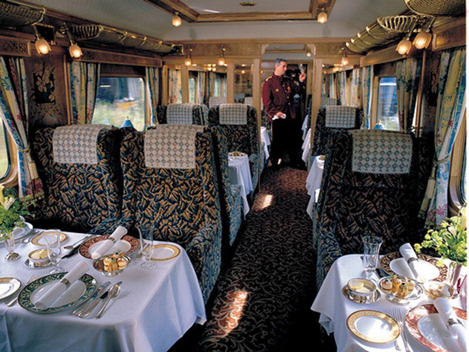 Y esto os lo añado por si alguien quiere pasar unos días en esta maravilla de tren.