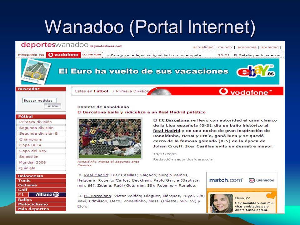 Wanadoo (Portal Internet)