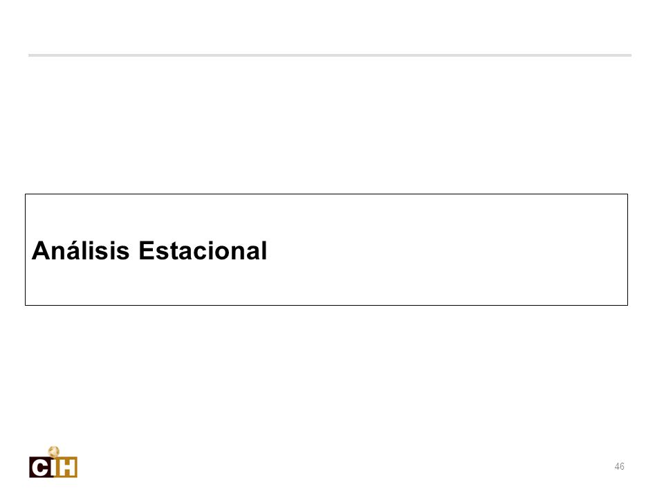 46 Análisis Estacional