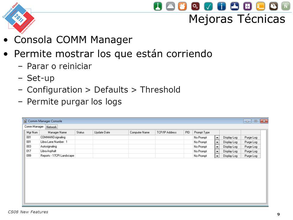 CS08 New Features Una forma fácil de adicionar notas en los pedidos Memos de Despacho CAUTION!.