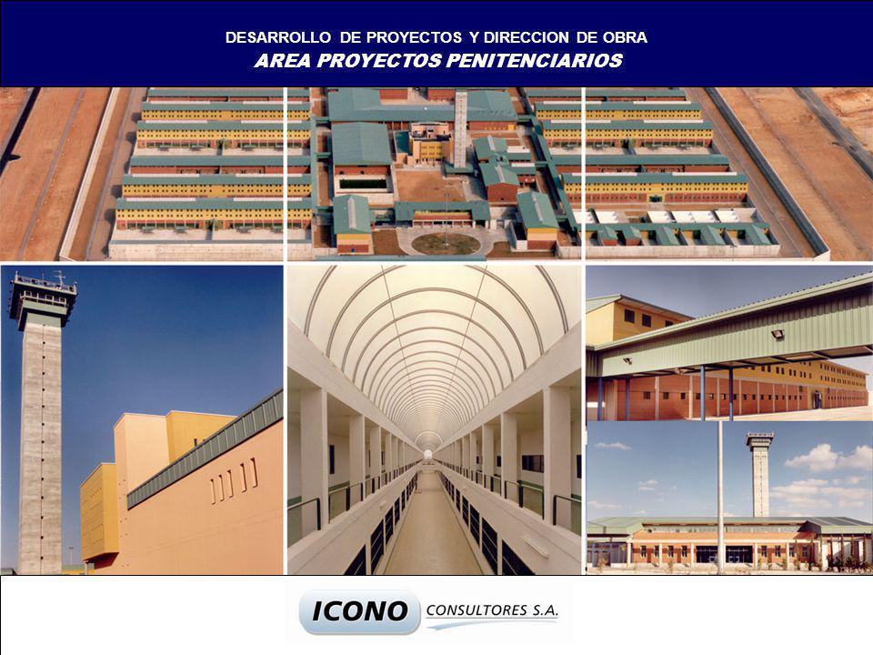 DESARROLLO DE PROYECTOS Y DIRECCION DE OBRA AREA PROYECTOS DE OFICINAS