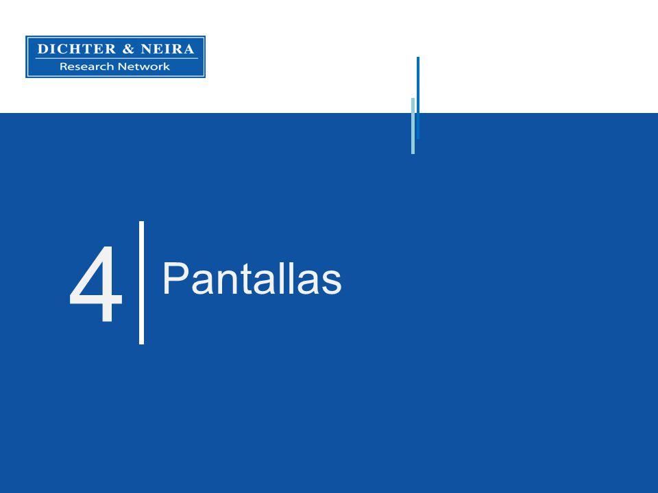 Pantallas 4