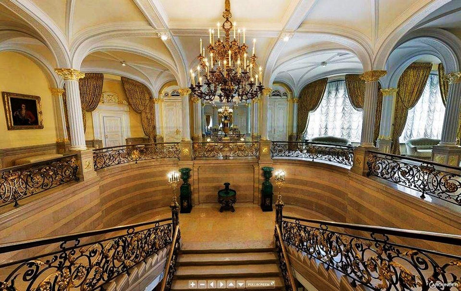 Palacio Gran Ducal, residencia del Gran Duque Ducal Grand palace, residence of the Grand Duke