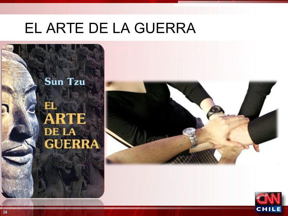 EL ARTE DE LA GUERRA 24